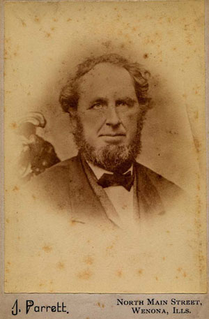 George Washington Hocker (1814—1877)