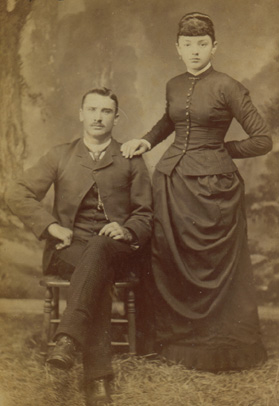 Horace and Mary (Breish) Witmer