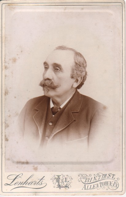 Charles Philipp Greulich