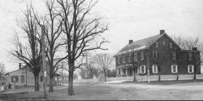The Martin Hocker Homestead circa 1896