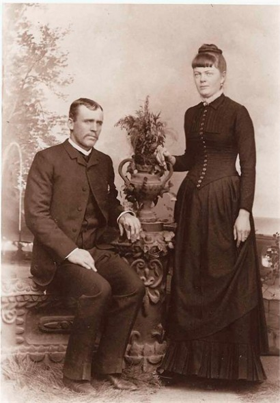 William Edward and Leonora (Redmon) Hocker