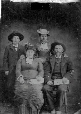 John B. Hocker family
