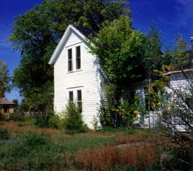 William Edward Hocker's house in Colorado