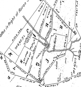 John Hoover's Union Township property