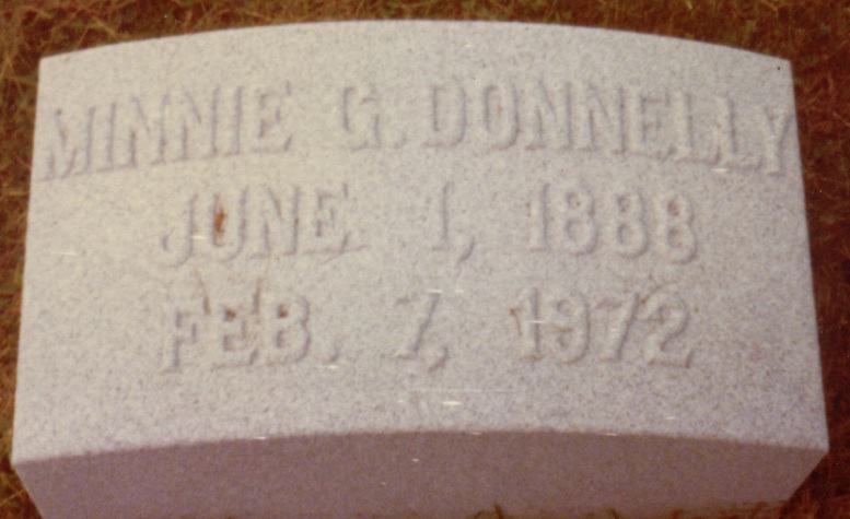 Minnie L. (Greulich) Donnelly (1888-1972)