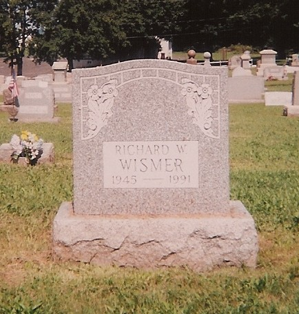 Richard Wismer (1945-1991)