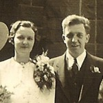 Russ and Mildred Greulich, 1937