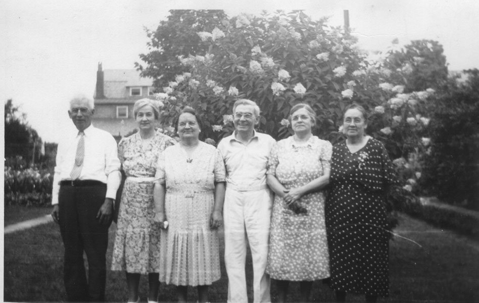 Greulich Children (c 1941/2)