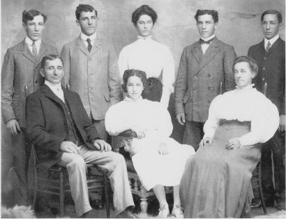 Albert Hocker family