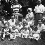 Hocker Family Photo, 17 Aug 1950