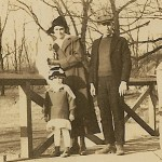 William, Isabella, Bonnie and Bill Hocker