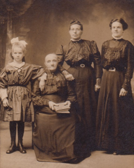 Unknown Women (Witmers?)