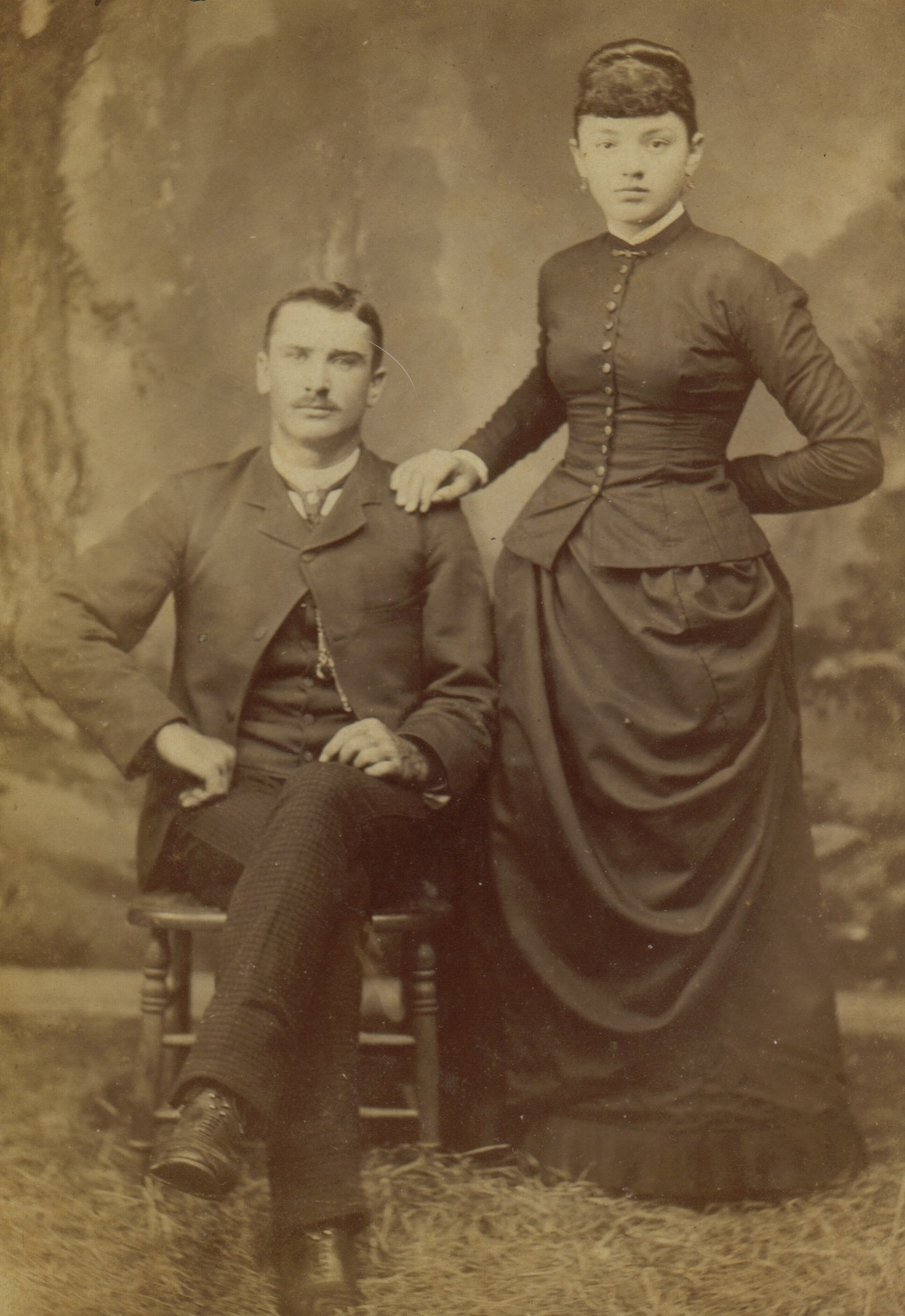 Horace and Mary Witmer