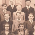 William Penn High School Class Photo, circa 1936