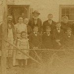 Witmer family portrait, ca 1904?