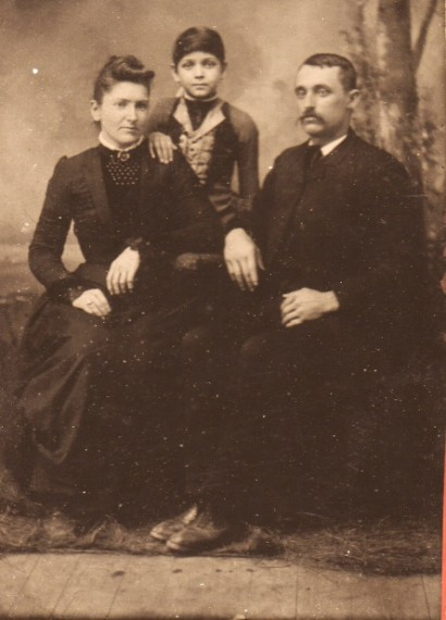 The Henry Snyder family