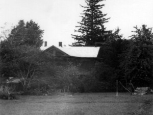 Hoover house at Pine Glen
