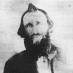 Christian L. Hoover (ca 1825-1 Oct 1887)