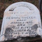 "Mary ""Polly"" (Brubaker) Hocker (1815-1872)"