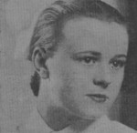 Helen (Wieder) Kelly's 1935 Nursing School Graduation Photo