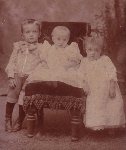Unidentified children