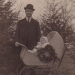 Wordless Wednesday: Unidentified Man and Child