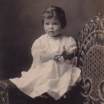 Wordless Wednesday: Unidentified Baby