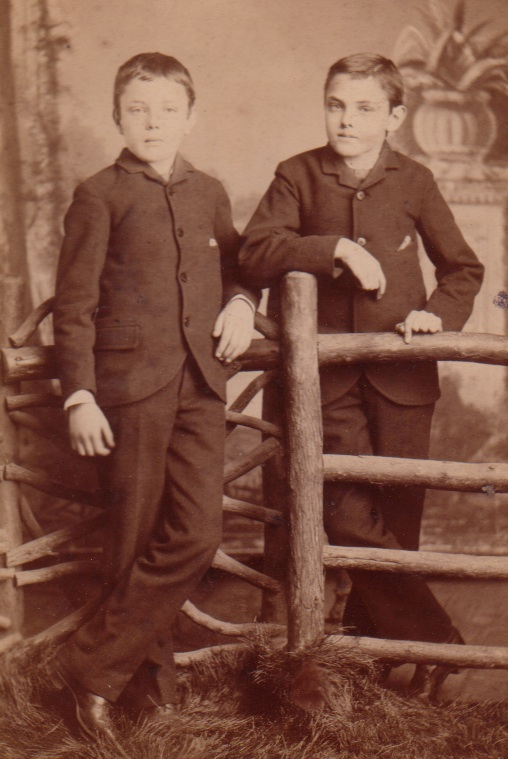 Unidentified boys