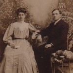 Wordless Wednesday: Unidentified Couple