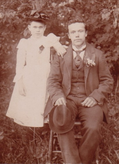 Unknown father and daughter?