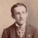 Wordless Wednesday: Unidentified Young Man