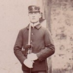Wordless Wednesday: Unknown Man in Uniform