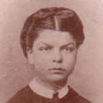Wordless Wednesday: Unidentified Young Woman
