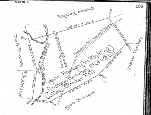 John Huber's Timber Hill tract