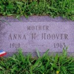 Anna (Hocker) Hoover (1919-1963)