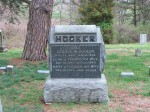 George W. Hocker gravestone