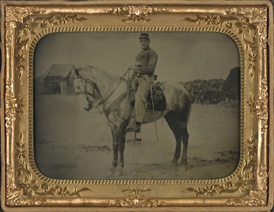 Not So Wordless Wednesday: Levi F. Hocker, PA Cavalry