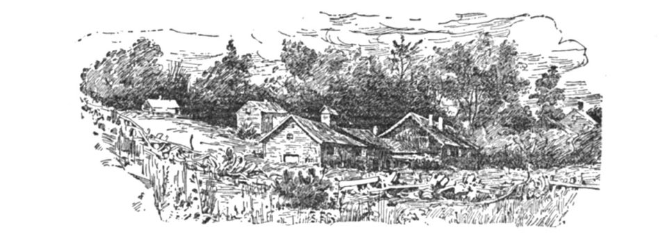 German farm settlement