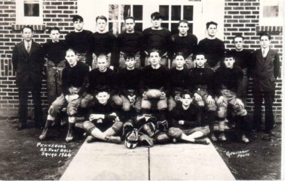 1926 Pennsburg High School Football Team