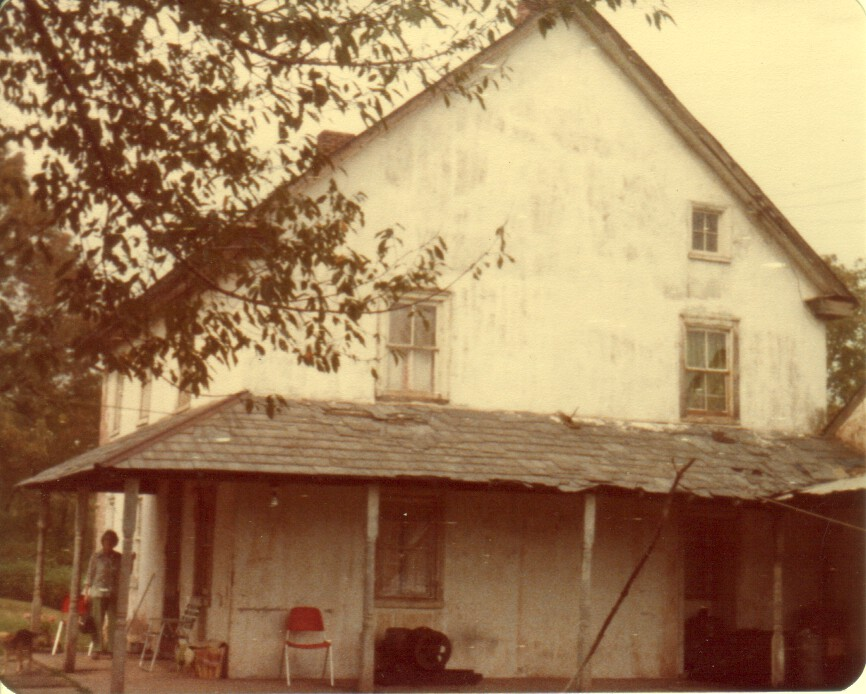 Greulich farm house-front