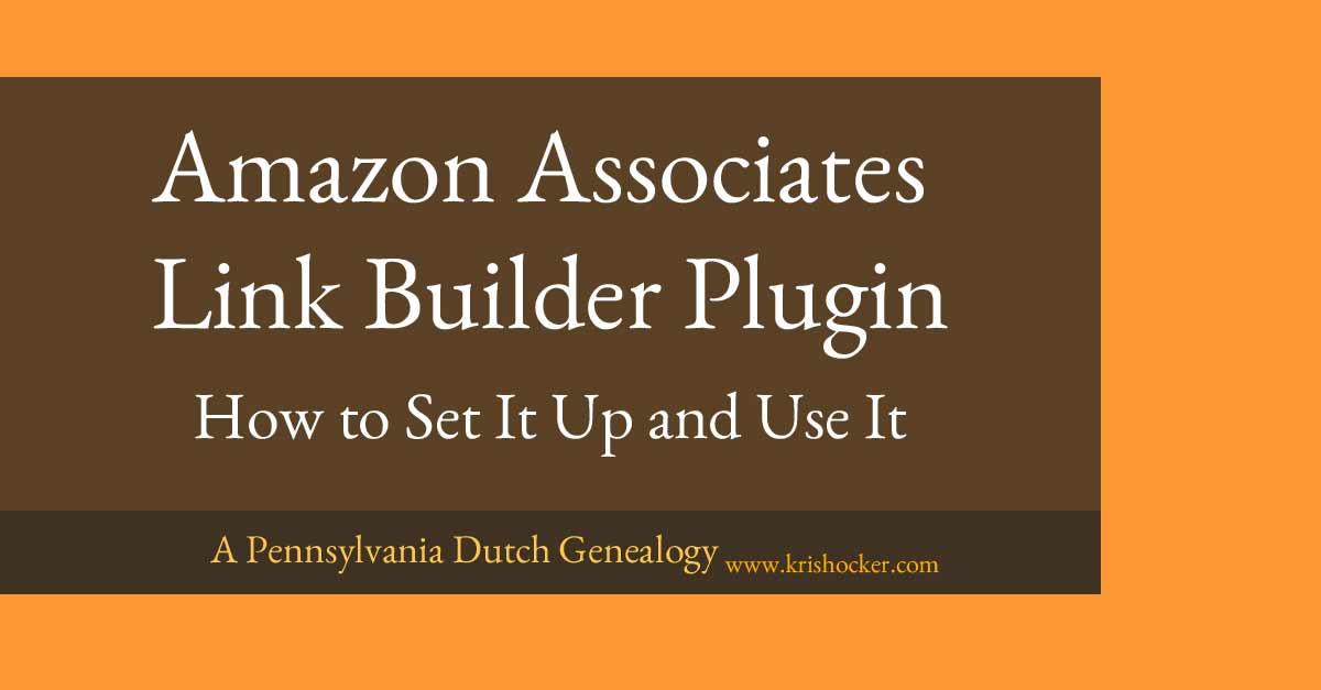 amazon associates link